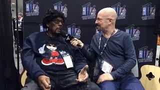 James Gadson at the NAMM Show 2019 on Drum Talk TV!