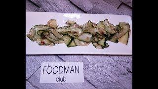 Острый огуречный салат: рецепт от Foodman.club