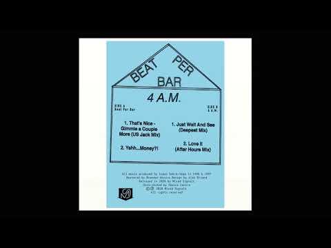 Beat Per Bar - Yahh...Money?!
