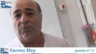 Videos de presentaciones, comerciantes Mercado Alfafar, Carnes Eloy