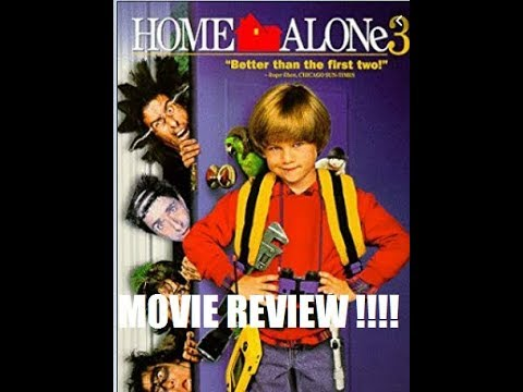 Home Alone 3 (1997) Movie Review