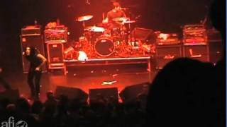 AFI - Live at The Astoria in London, England [FULL LIVE SHOW] 2003