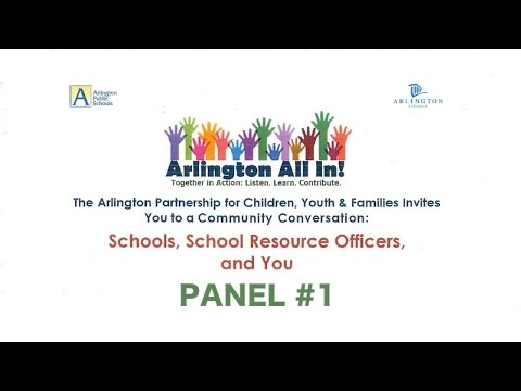 Schools, School Resource Officers, and You - Panel #1