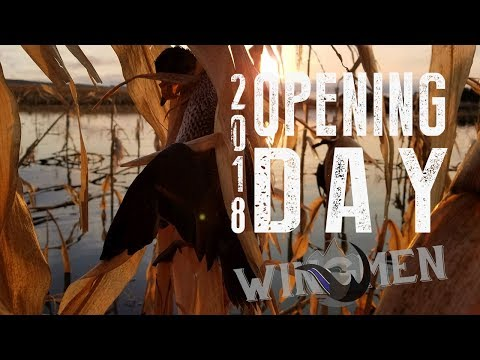 Opening Day Duck Hunting In Wyoming  - 2018 Wingmen Hunt