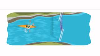 Google Doodle : London 2012 Olympic Games : Interactive Video Game About Canoeing