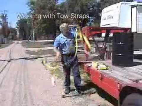 Strapmaster Ratchet Tie Down Strap Storage Organizer