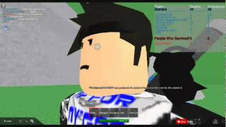 ROBLOX - NZ'S Be Crushed By a Speeding wall - how to get HAX! badge!
