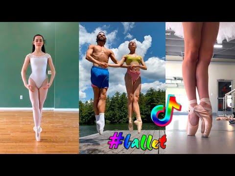 Ballet Dancers TikTok Funny Videos Compilation 2020 #ballet