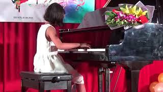 Tổ Khúc Chăm Học Chăm Làm - Nguyễn Phương Mai - Piano Concert 2018