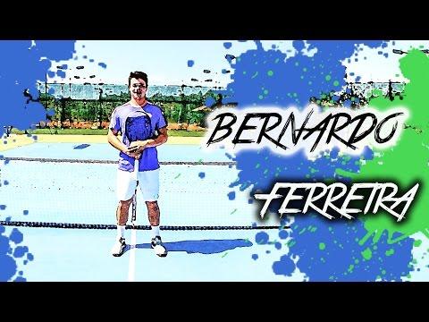 Bernardo Gentil Ferreira - MC Graduation College Tennis Recruiting