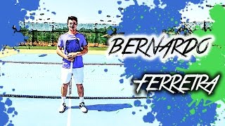 Bernardo Gentil Ferreira - MC Graduation College Tennis Recruiting