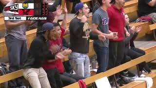 Highlights Eastern Washington vs. Northern Colorado (Nov. 3, 2017).
