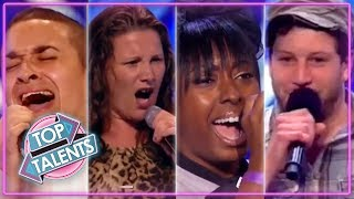 TOP Auditions / Performances From X Factor Ever? | Top Talents