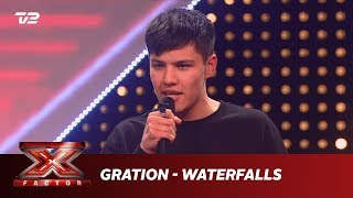 Gration synger 'Waterfalls' - TLC (5 Chair Challenge) | X Factor 2019 | TV 2