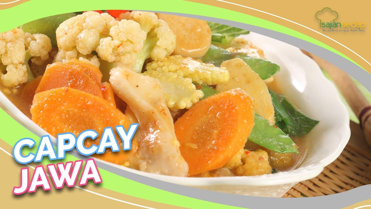 Resep Capcay Jawa Buat Makan Malam Yang Sehat Dan Nikmat
