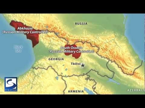 Armenia And Its Neighbours.