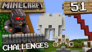 Minecraft Survival Challenges Episode 51: Tooth Ache