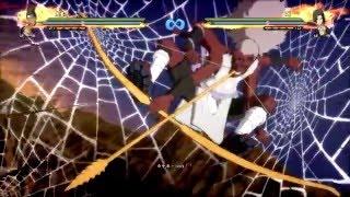火影忍者疾風傳 終極風暴4 DLC 終極奧義合集1080P HD