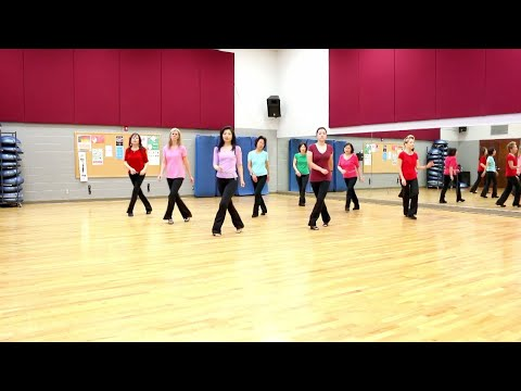 Stop Me From Falling - Line Dance (Dance & Teach in English & 中文)