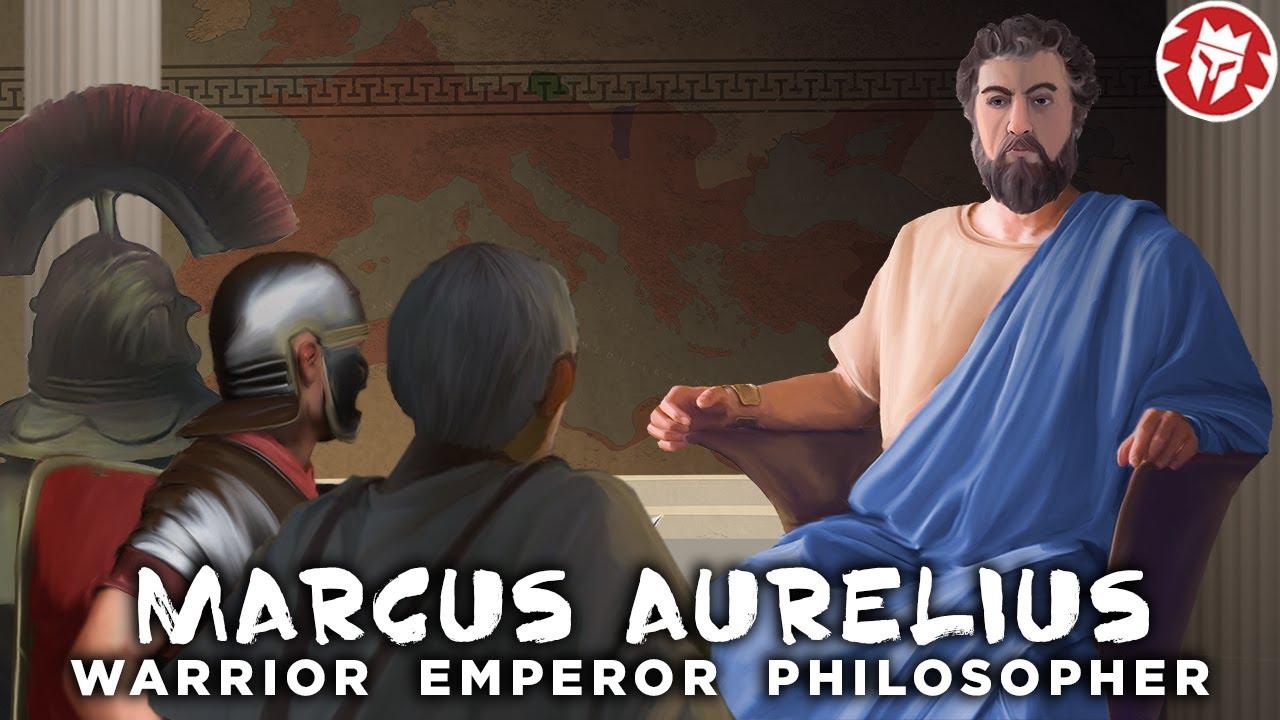 Marcus Aurelius - Philosopher Emperor: End of the Roman Golden Age