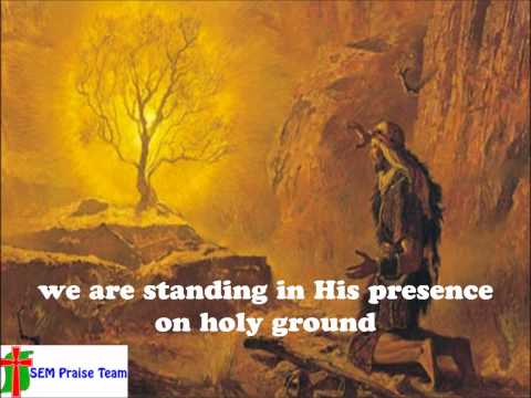 Free Lyrics to Holy Ground