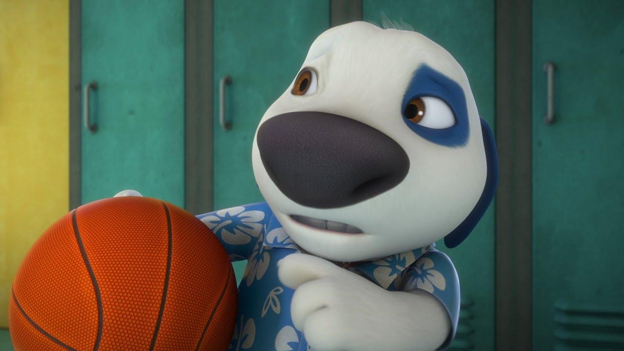 Basketball Hero  - Talking Tom and Friends | Season 4 Episode 24
