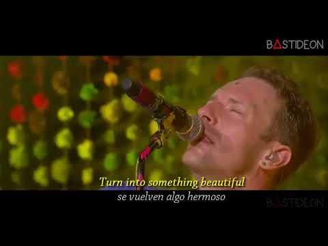 Coldplay - Yellow (Sub Español + Lyrics)