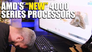AMDs new 4000 Series APUs... Is It Worth it??