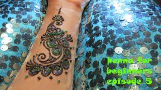 henna for beginners episode 5/10