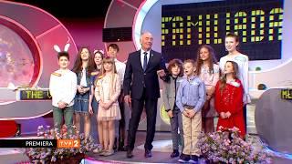 """""""Familiada"""" – Odcinek świąteczny – Wielkanoc o 14:00 w TVP2"""