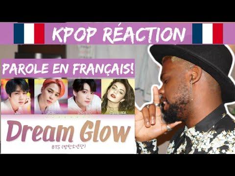 BTS - Dream Glow Feat Charli XCX 🤩🤯🤪 RÉACTION EN FRANÇAIS