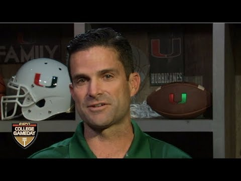 Open Mike - Manny Diaz has his sights set on the ACC title game
