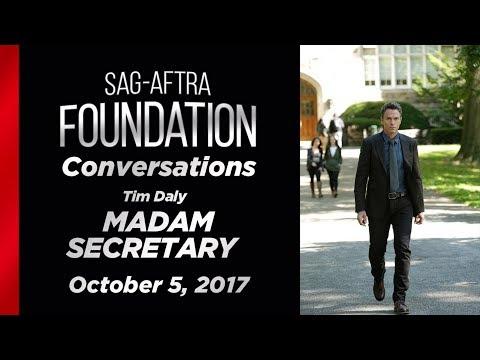 Conversations with Tim Daly of MADAM SECRETARY