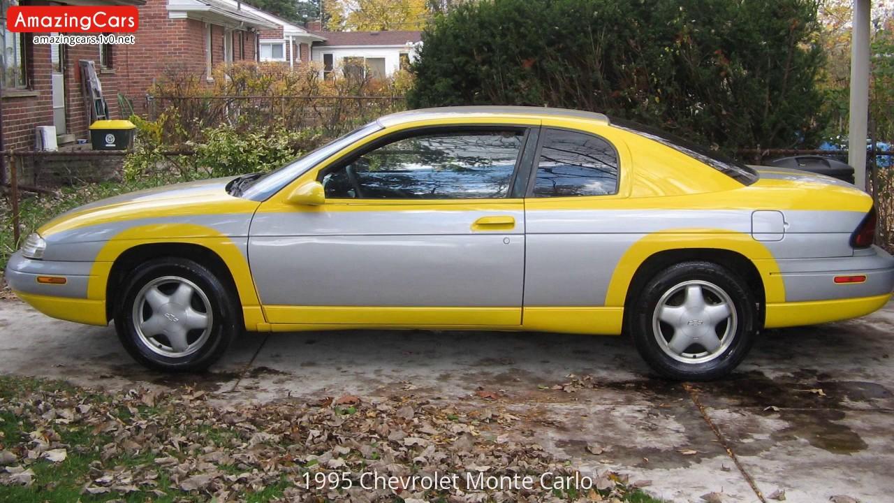 All Chevy 1995 chevrolet monte carlo : 1995 Chevrolet Monte Carlo - YouTube