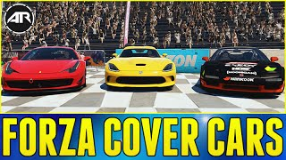 Forza Horizon 2 Online : FORZA COVER CAR CHALLENGE!!!