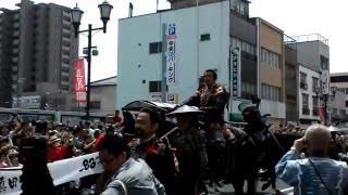 2016年の真田祭に「真田丸」出演の方々が参戦 昌幸役の草刈正雄さん、格...