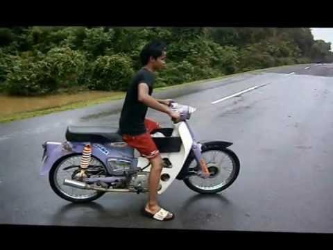 Honda Bulat Drift