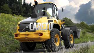 Volvo L45G, L50G Compact Wheel Loaders