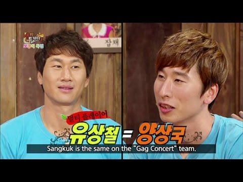 Happy Together - Health food special with Yu Sang Chul, Lee Woon Jae & more! (2013.08.07)