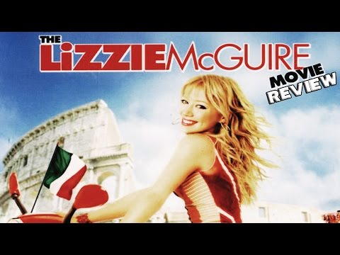 LCTV Vault: The Lizzie McGuire Movie (Satire Review)