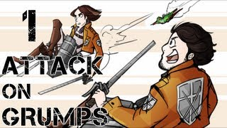 Repeat youtube video Attack on Grumps