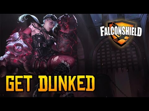 Falconshield - Get Dunked feat. Nicki Taylor (Original LoL Music - Vi)