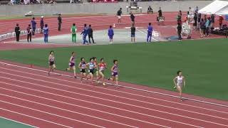 Japan Movie Sport   #CupE Women's 800m Qualification / Semifinals