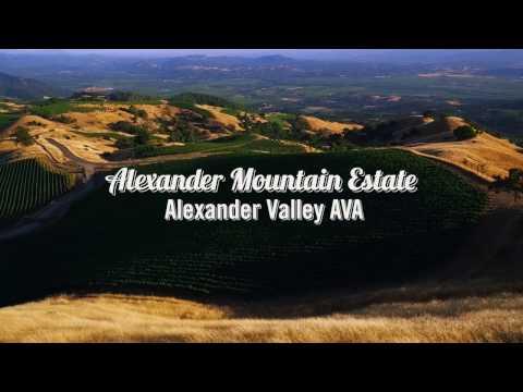 Kendall-Jackson's Alexander Mountain Estate Vineyard