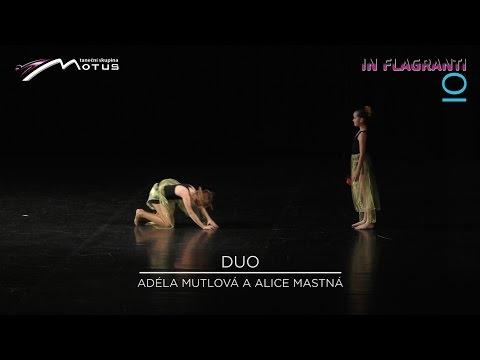 Duo - Adéla Mutlová a Alice Mastná