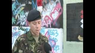 Скачать YMCA Gets A Lick Of Paint From The 5th Fusiliers