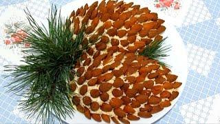 Вкусно - Праздничный #САЛАТ