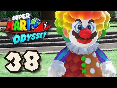 Le Clown qui sauvera le monde #38 Let's Play Super Mario Odyssey