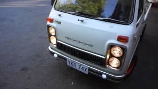 Video Honda TN-V 360 Deluxe Kei 1974 360cc 4 Speed Manual /RUST FREE  / RARE / SWAPS download MP3, 3GP, MP4, WEBM, AVI, FLV September 2019