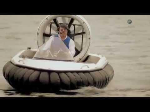 Разрушители легенд  MythBusters 'Взрыв минного поля и машины со взрывчаткой' Discovery